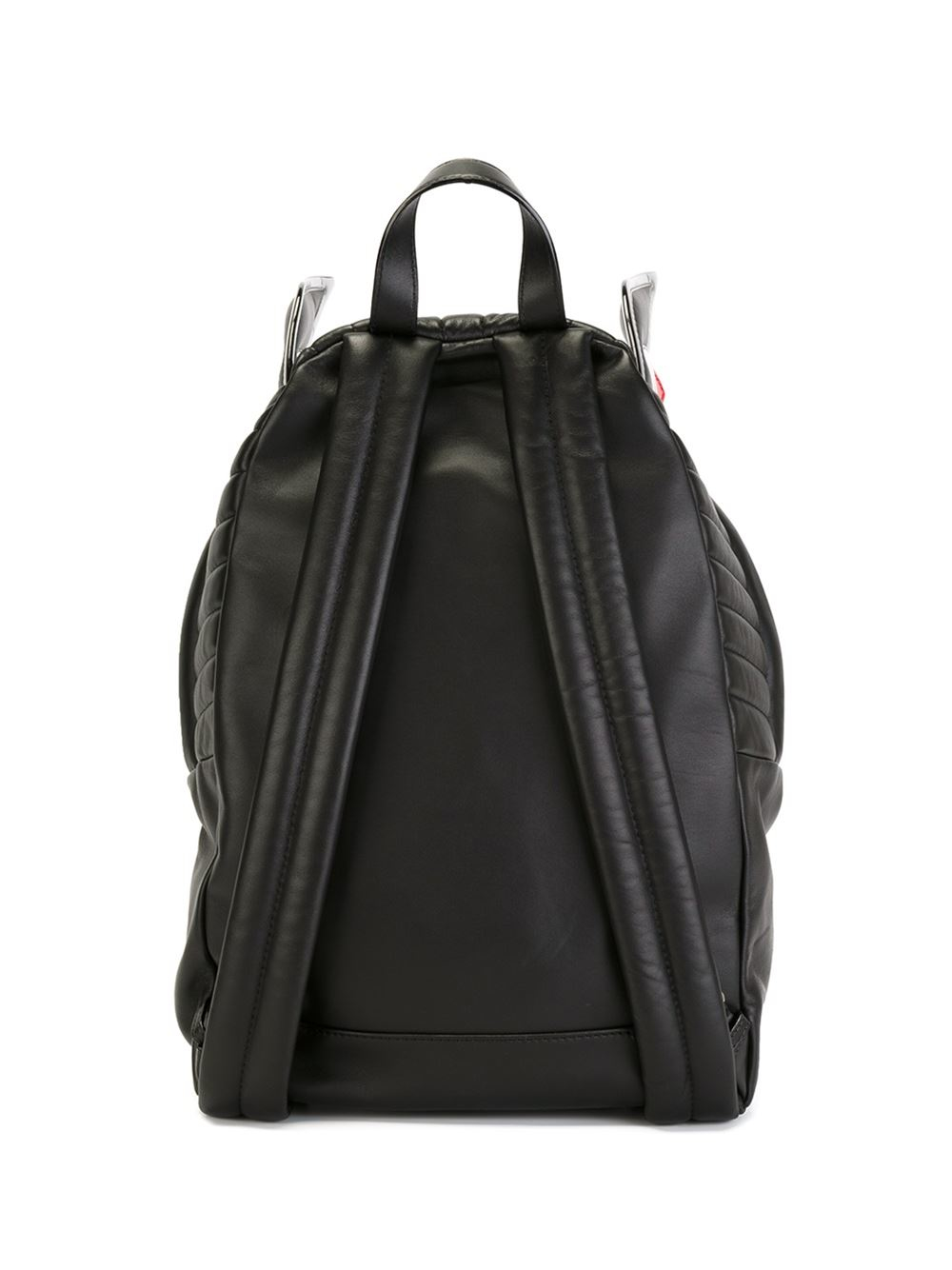 Lyst Moschino Cadillac Backpack In Black