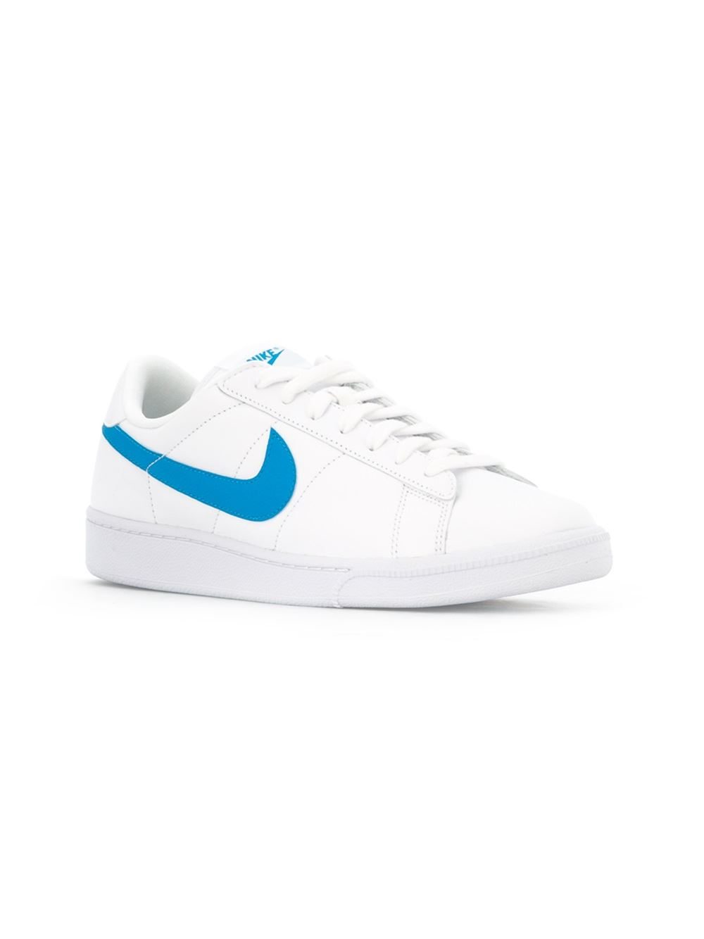 nike tennis sneakers in white for lyst