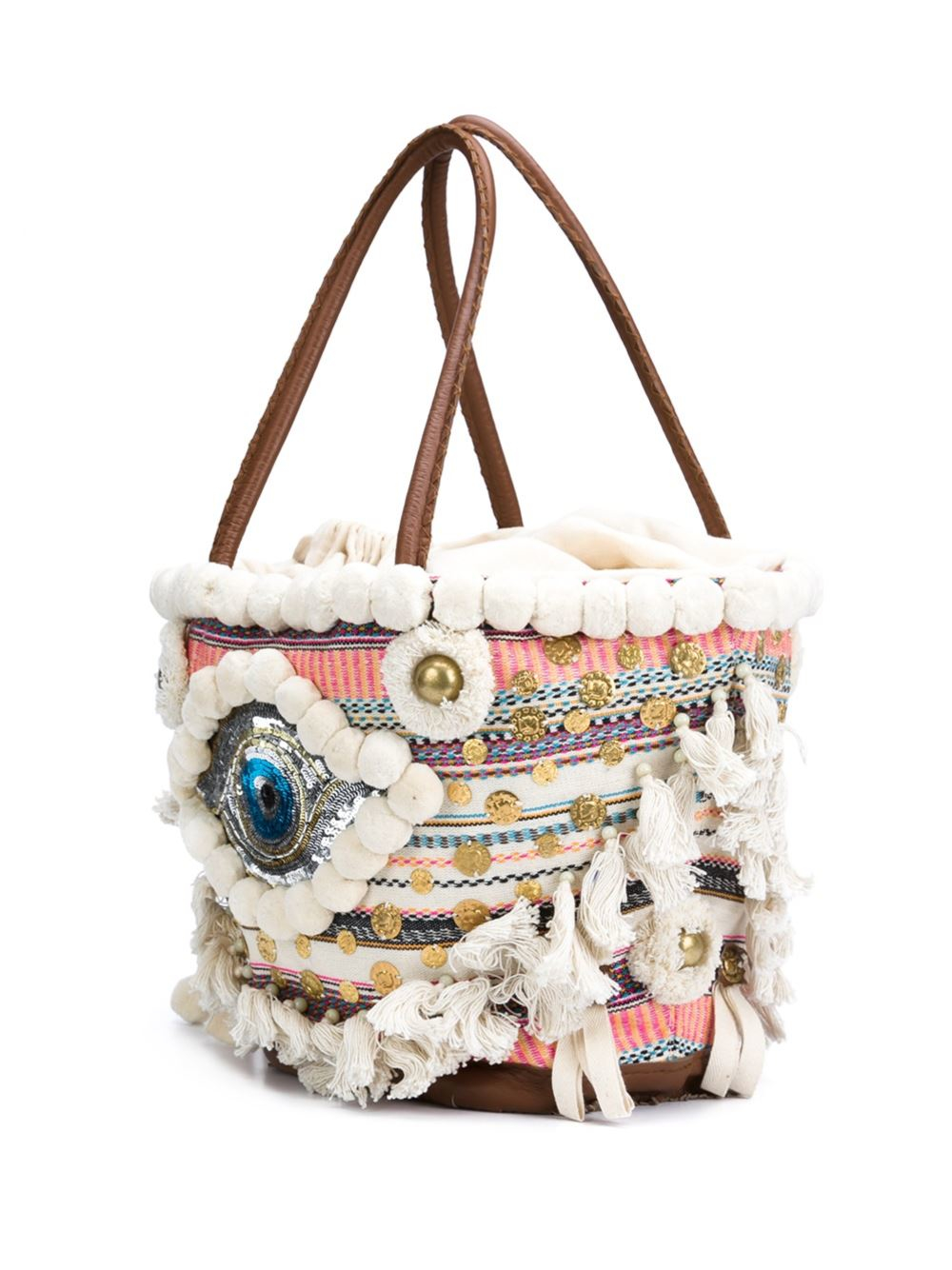 Figue Cotton 'padma' Medium Tote
