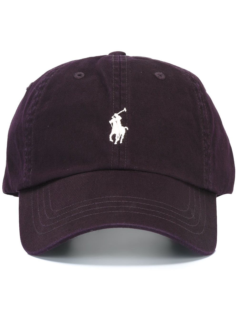 polo ralph lauren 39 fall plum 39 cap in pink for men lyst. Black Bedroom Furniture Sets. Home Design Ideas