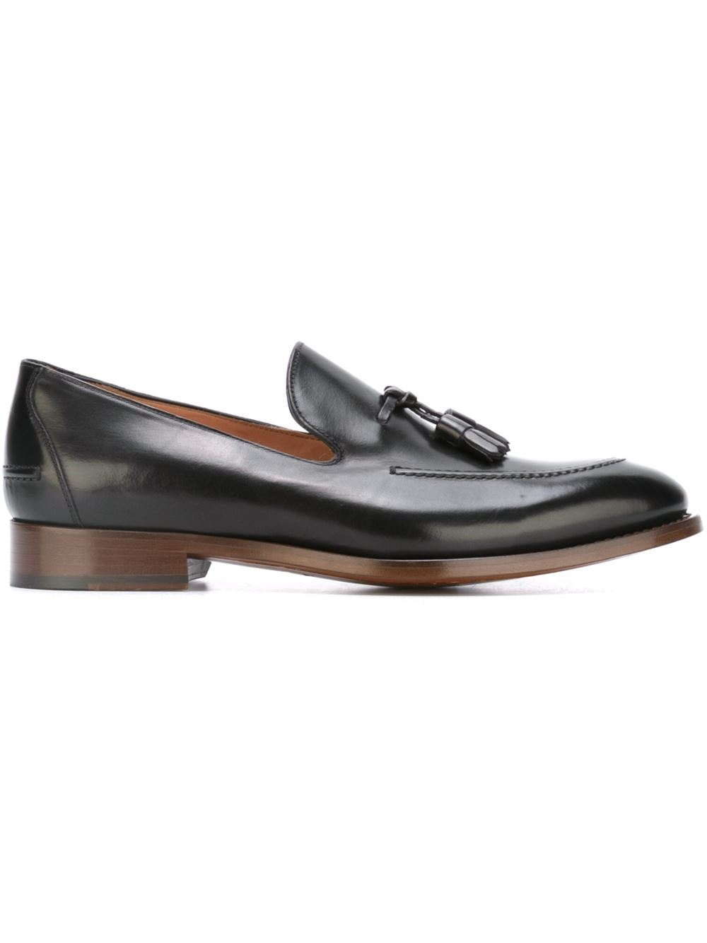 Paul Smith Black Driving Shoes