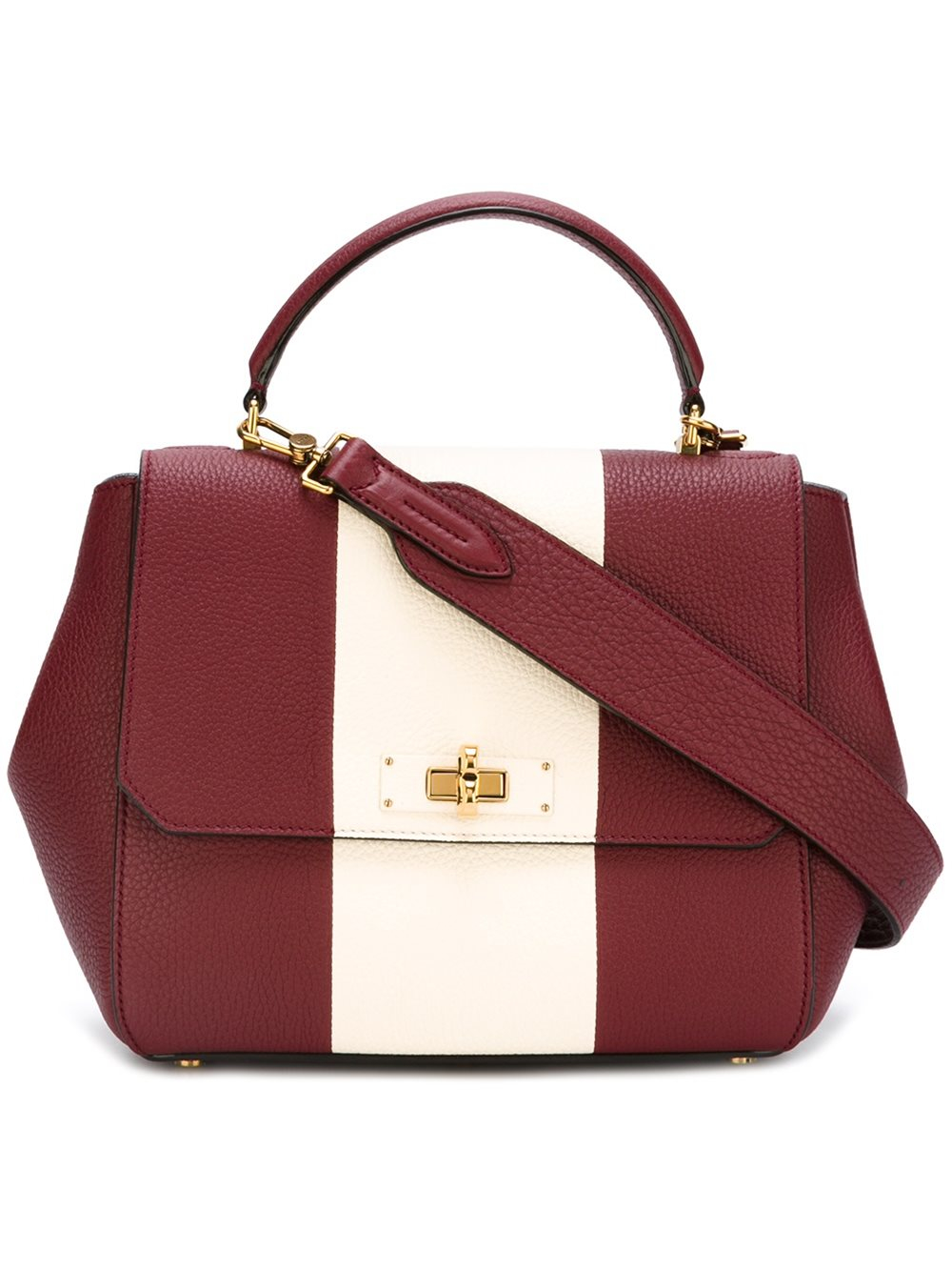 Creative Bally 39bernina39 Bag In Red  Lyst