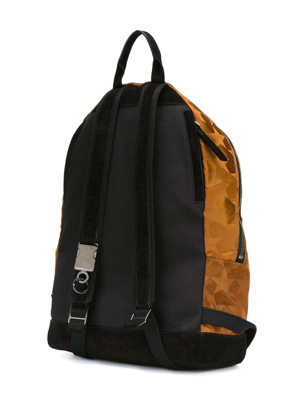Ports 1961 Suede 'star Camouflage' Backpack in Brown for Men