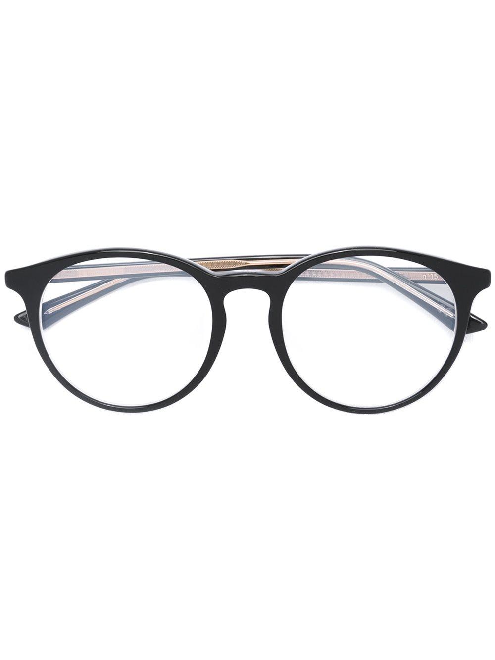 Dior Round Frame Glasses in Black Lyst