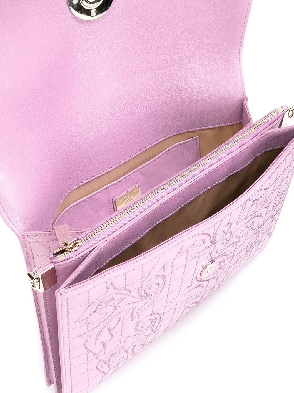 Versace Leather 'Vanitas' Crossbody Bag