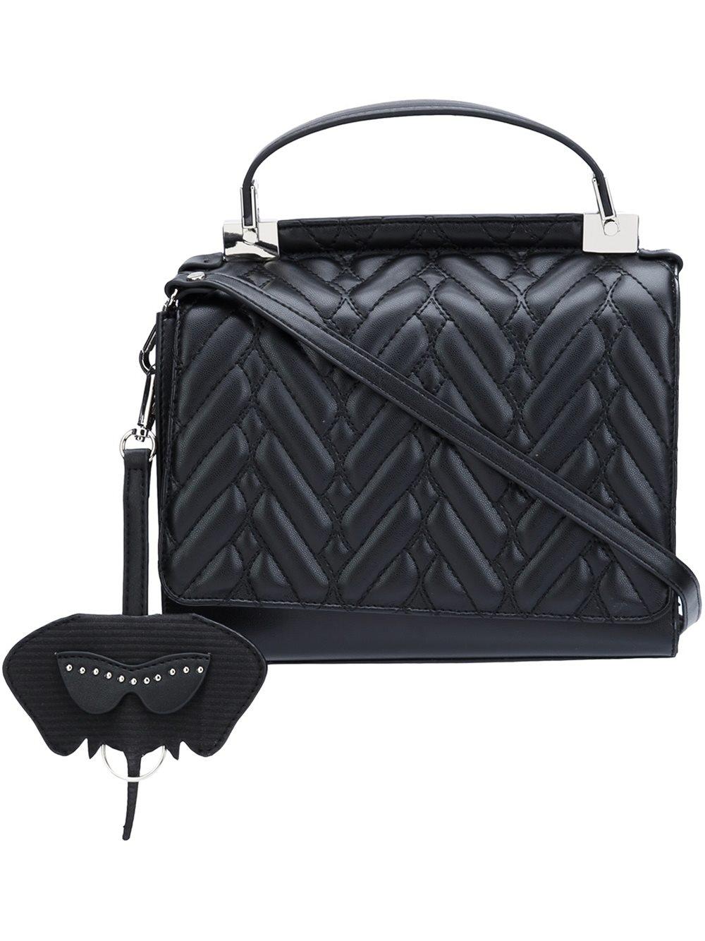 Lyst Christian Siriano Cate Crossbody Bag In Black