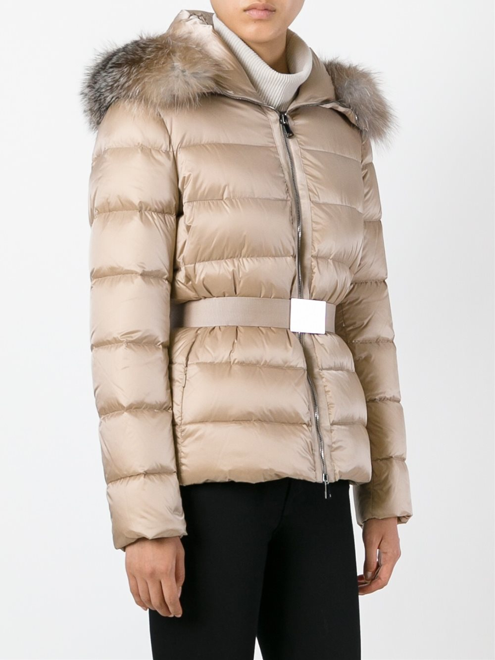 Moncler Tatie Padded Shell Jacket Lyst