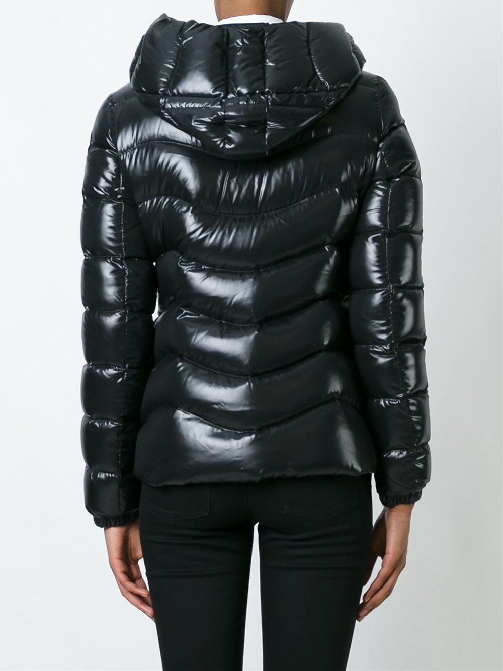 Moncler Anthia Padded Jacket In Black Lyst