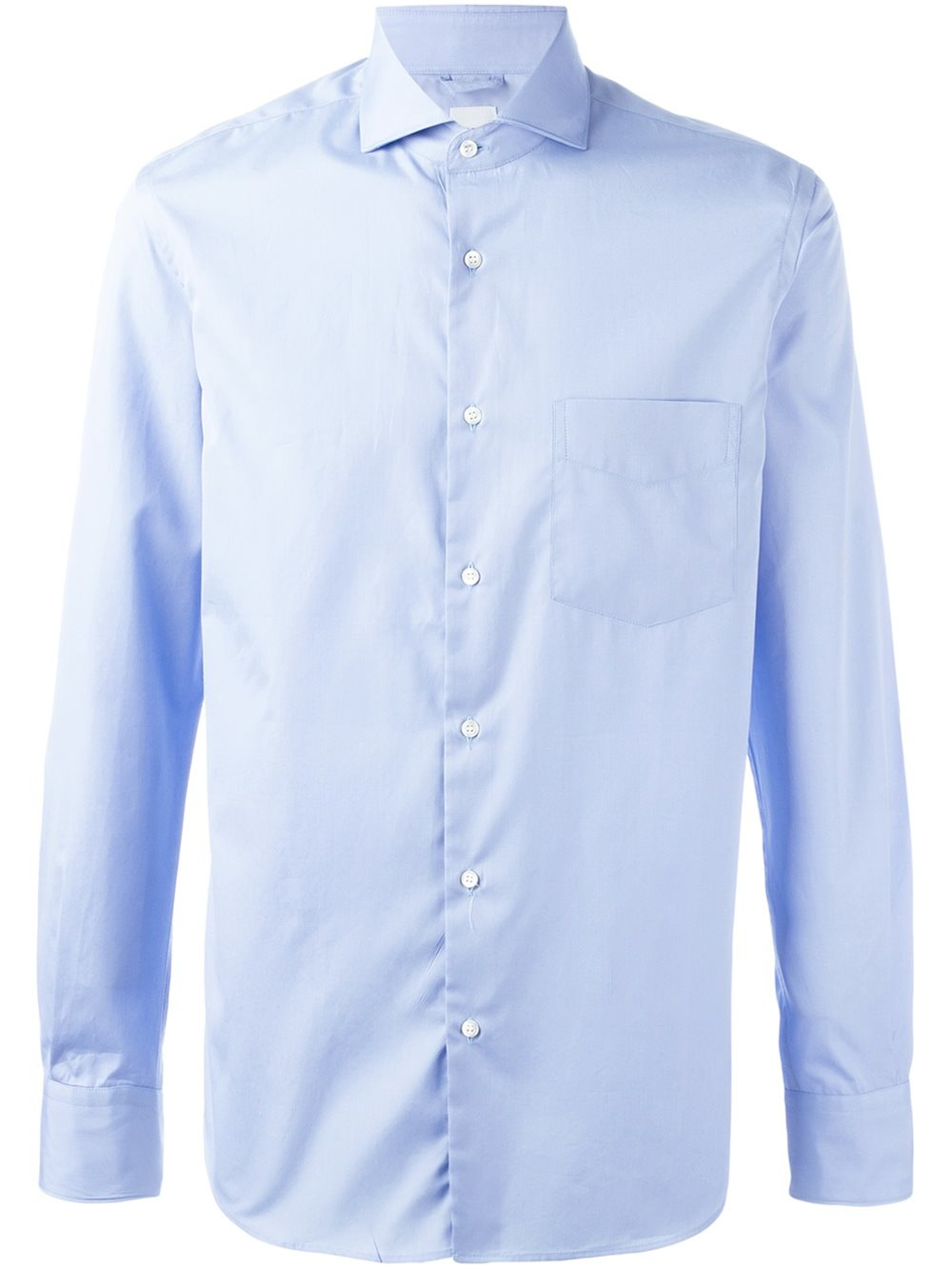 Aspesi Classic Button Down Shirt In Blue For Men Lyst