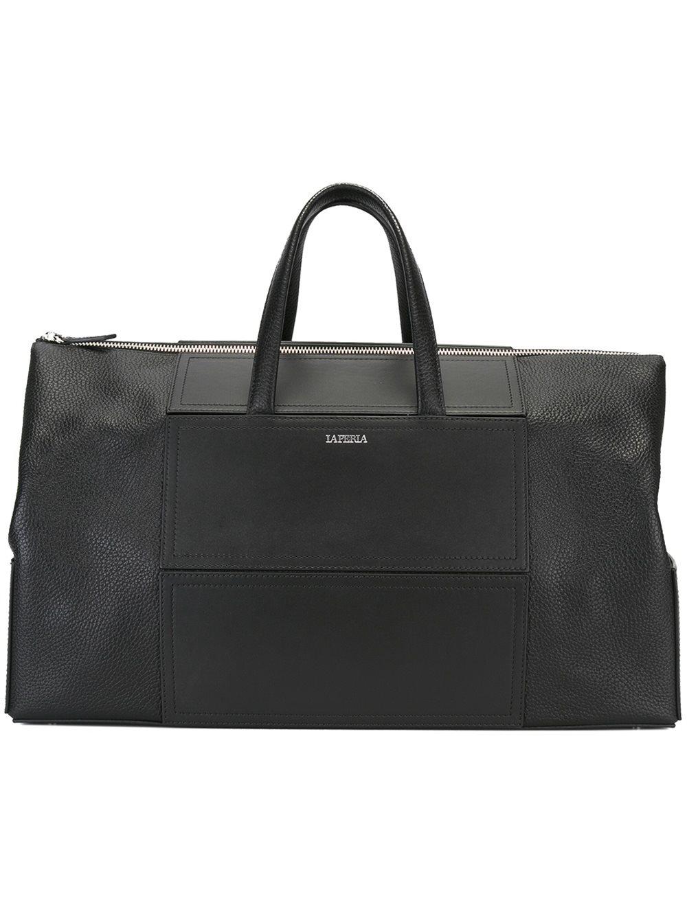 efba500656d4 Lyst - La Perla  weekend  Bag in Black