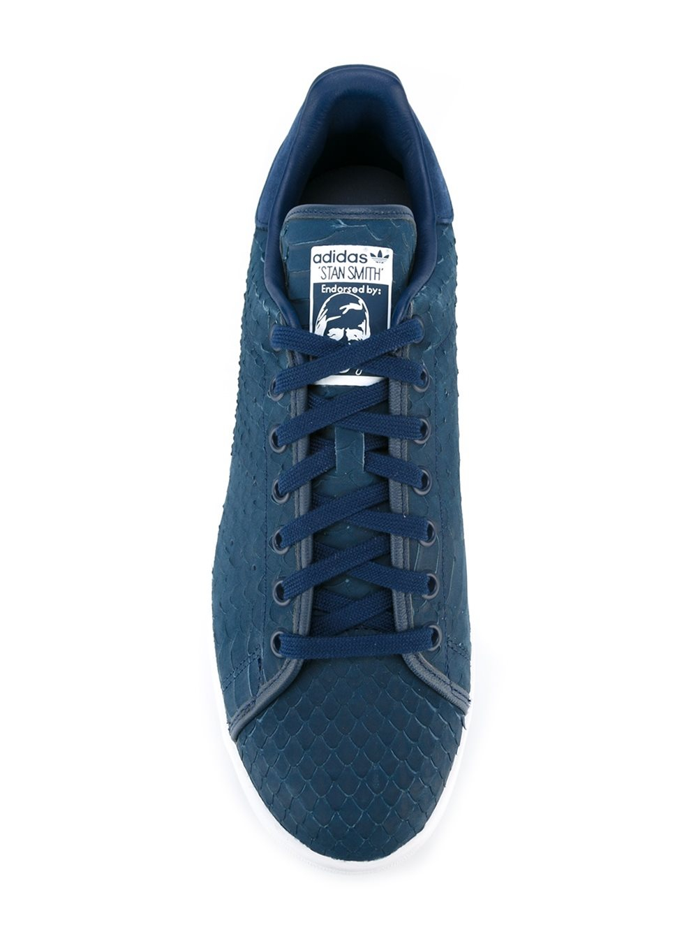 4149c3f60a45a adidas Originals  stan Smith Decon  Sneakers in Blue for Men - Lyst