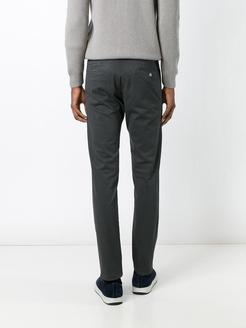 Re-hash Cotton 'mucha' Trousers in Grey (Grey) for Men