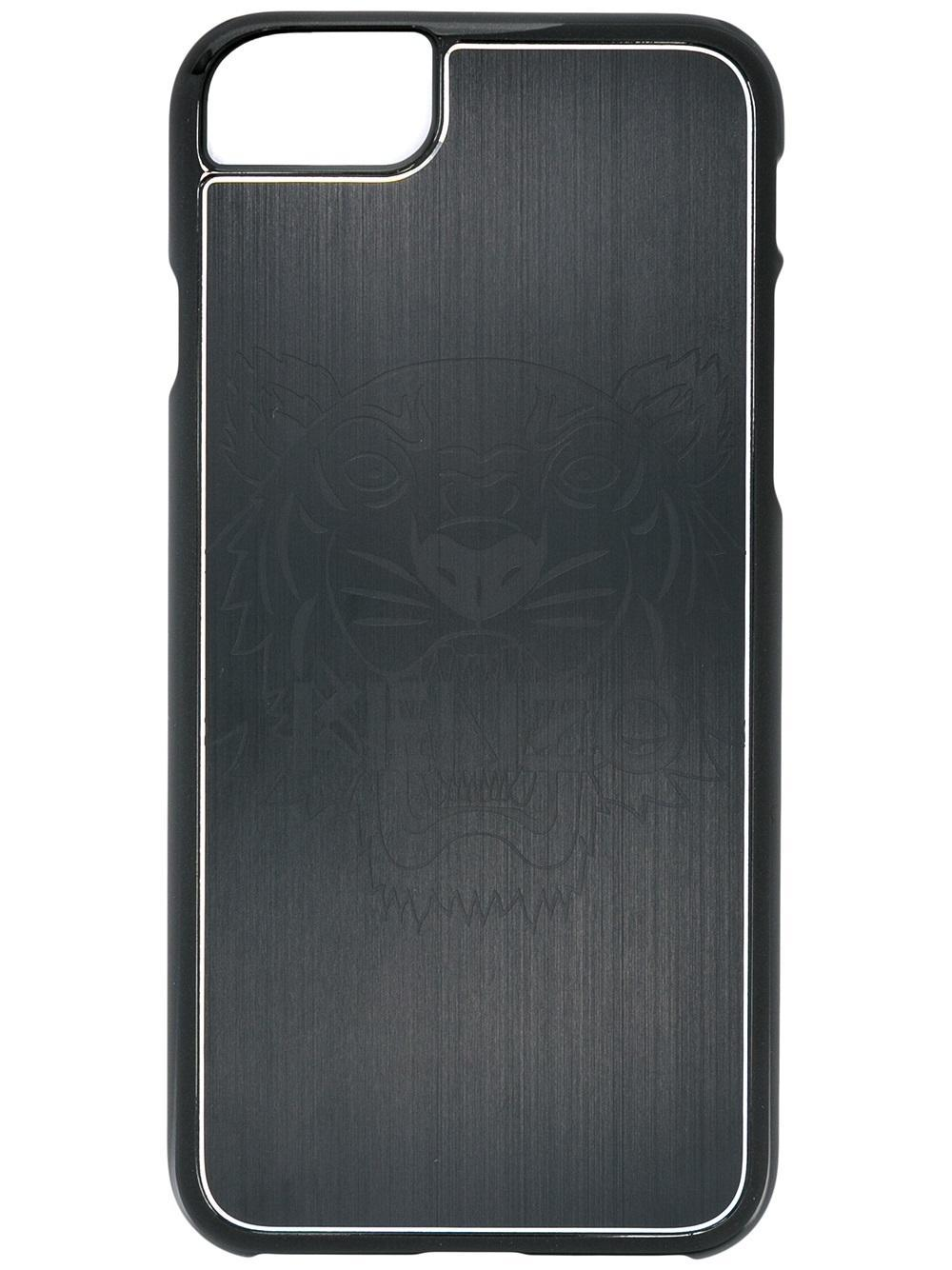 Black Kenzo Iphone Case
