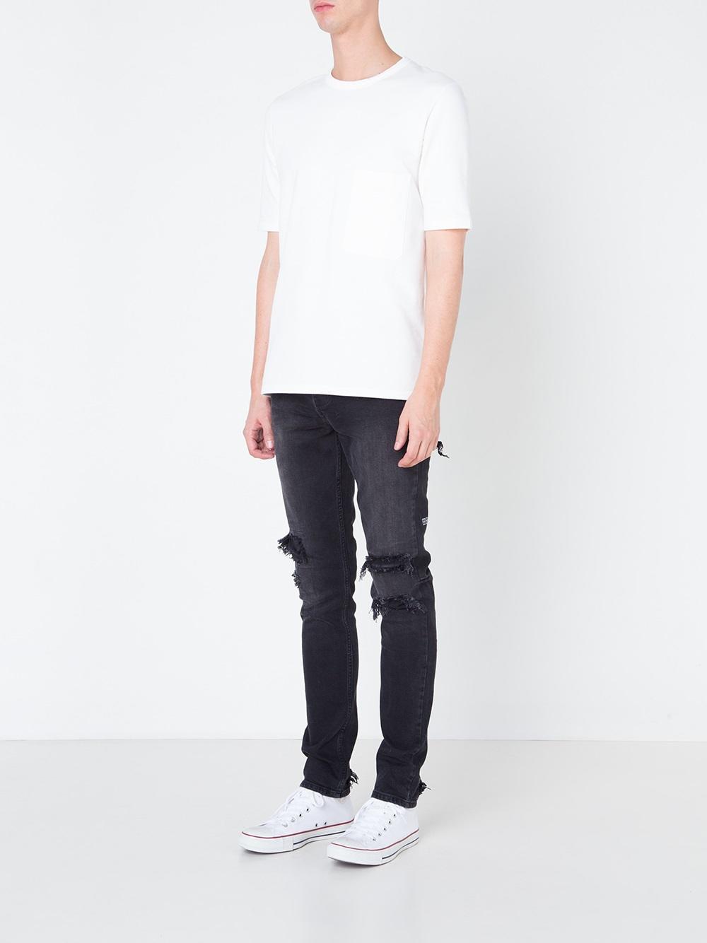 Ksubi Denim 'chitch Boneyard' Jeans in Black for Men