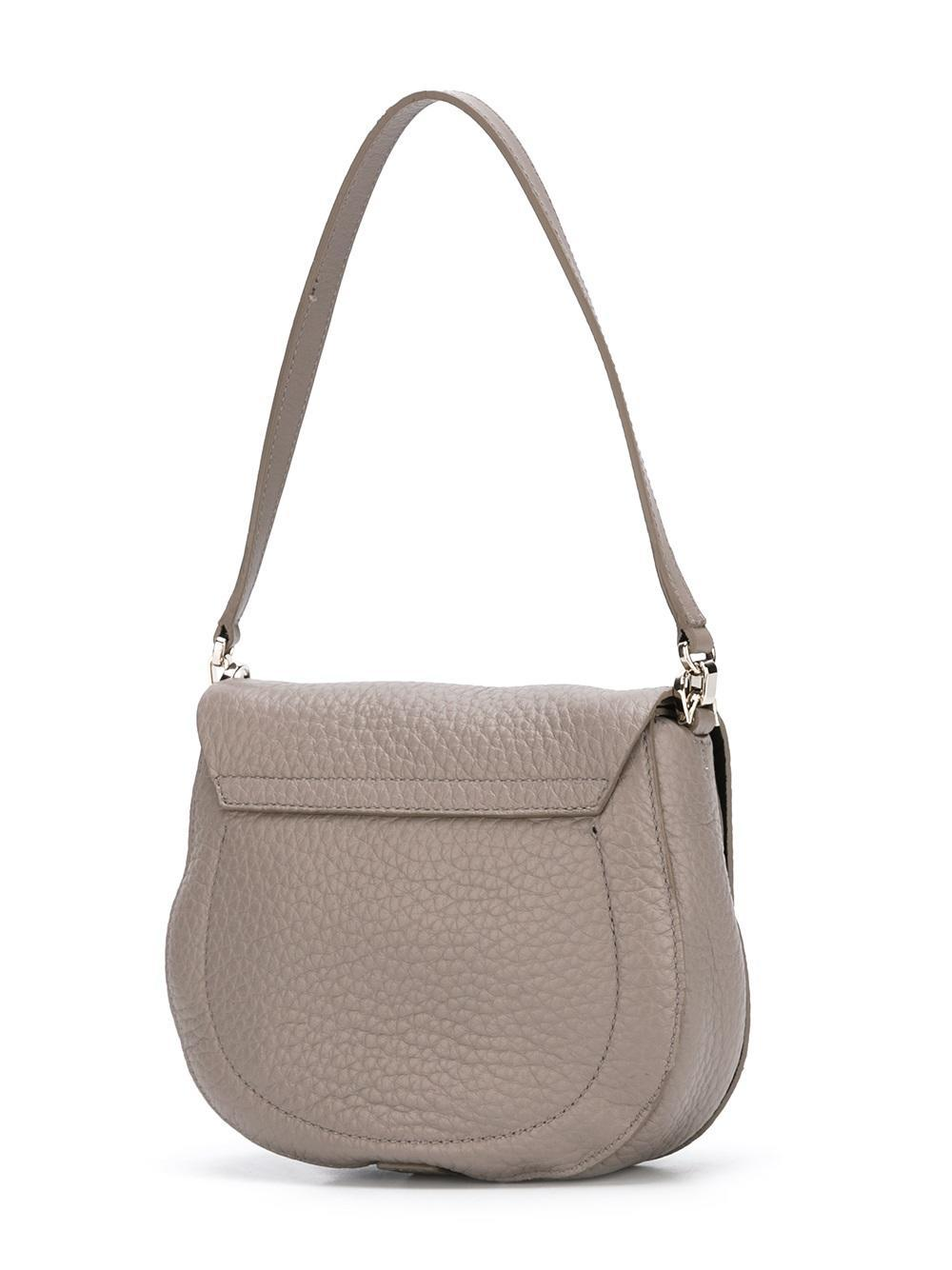Lyst Furla Mini Club Crossbody Bag In Gray