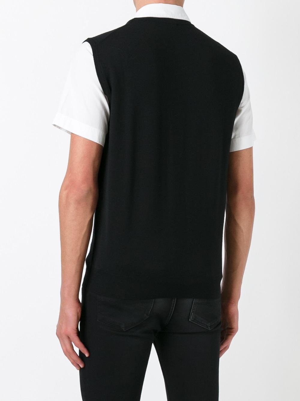 Lacoste Sleeveless Sweater
