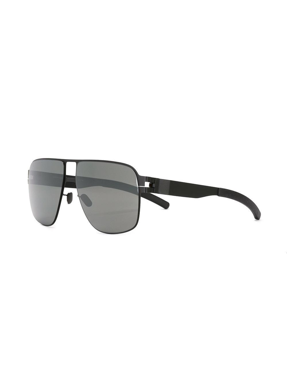 Mykita 'poldi' Sunglasses in Black for Men