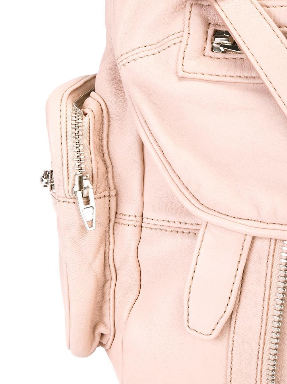 Alexander Wang Mini Marti Leather Backpack