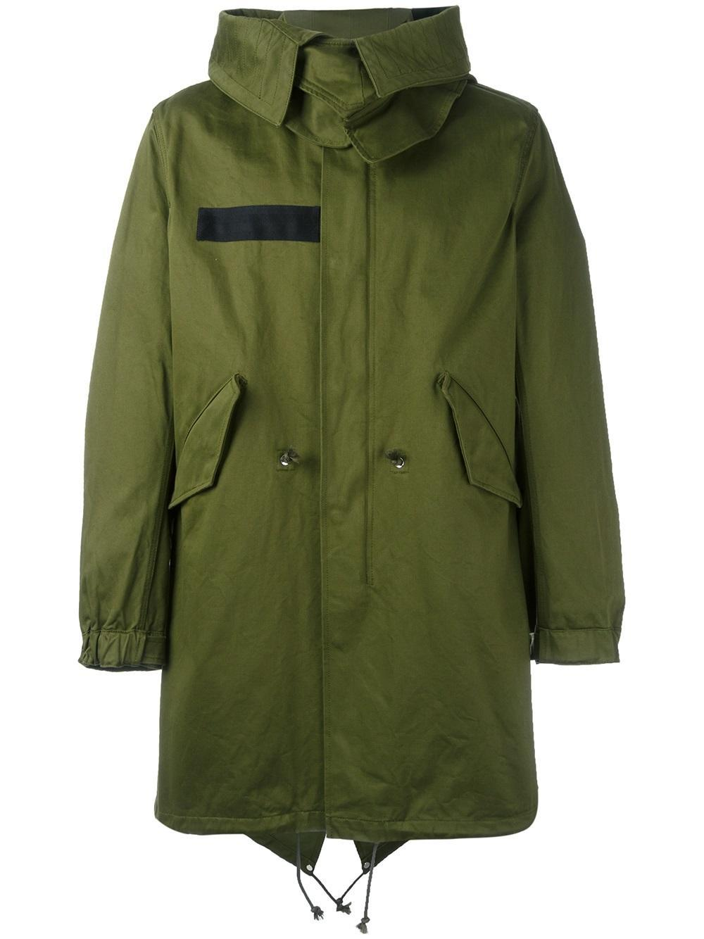 jack and jones coat size guide