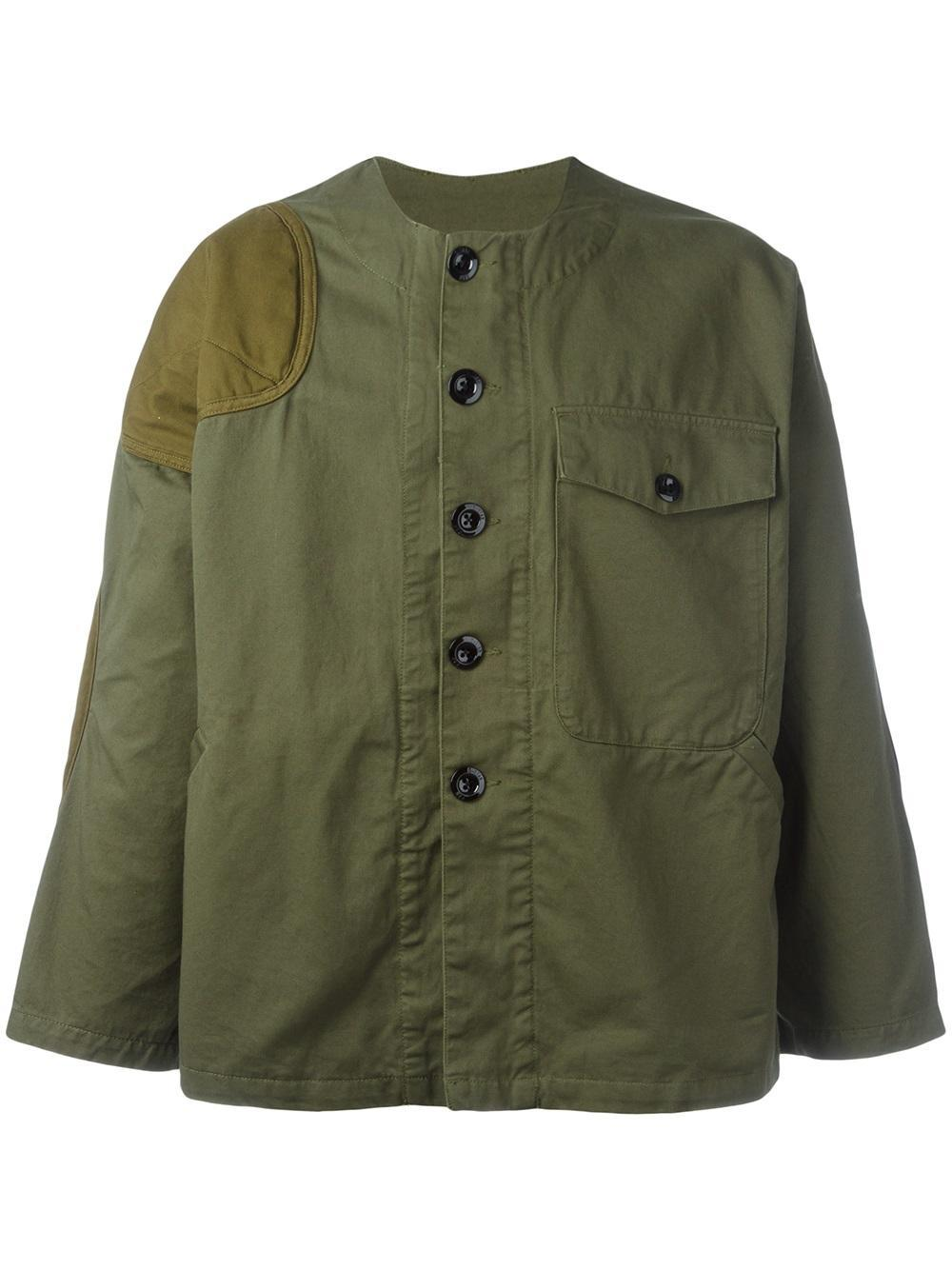 Lyst G Star Raw Aefon Jacket In Green For Men