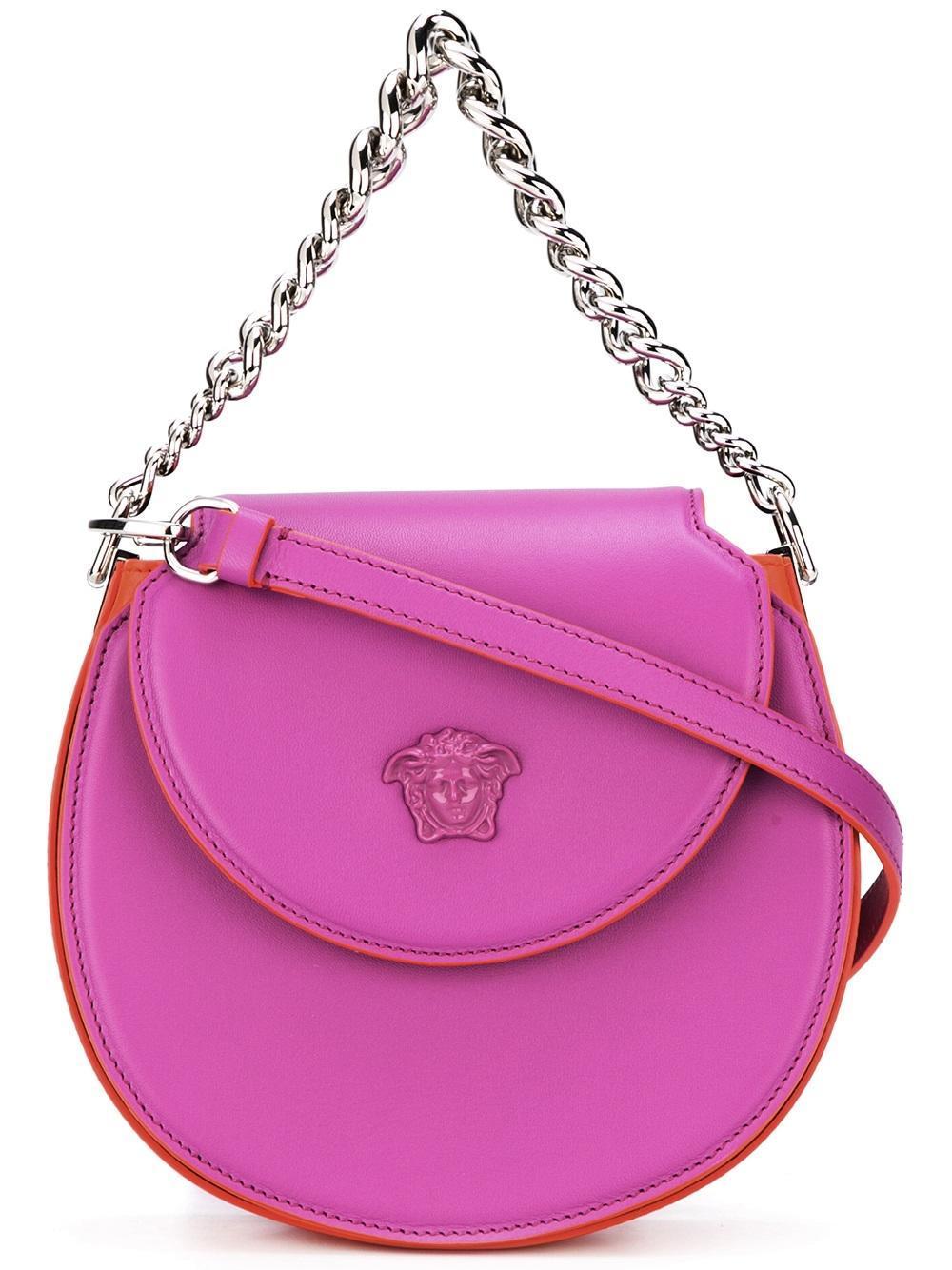 Versace DV mini bag - Pink & Purple KQjhj