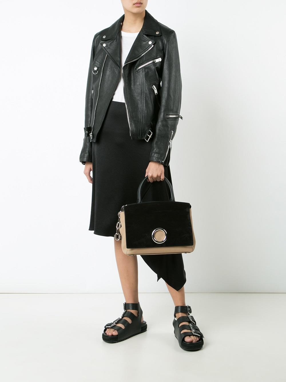 Alexander Wang Leather Attica Tote