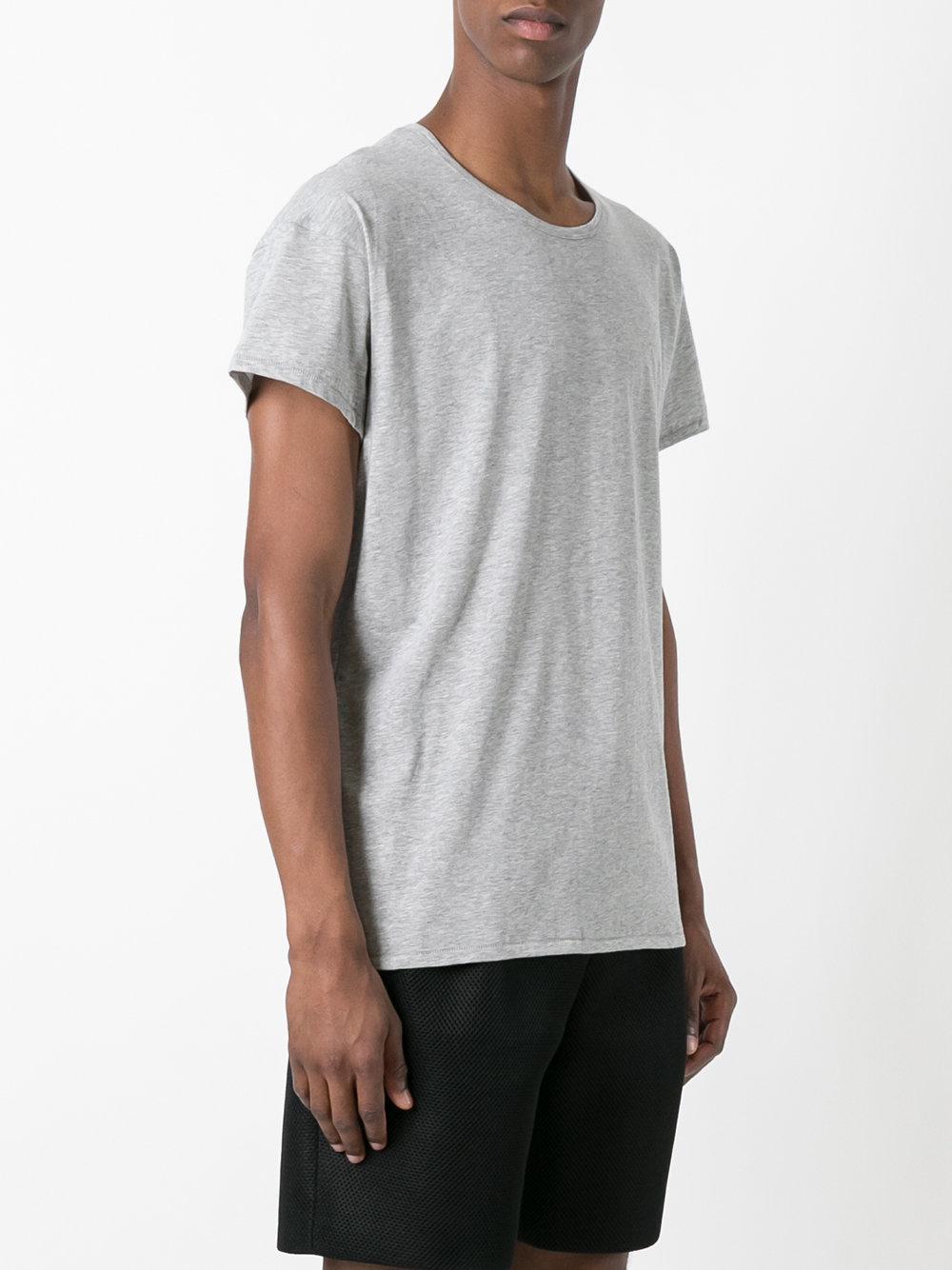The white briefs Sunset T-shirt in Gray for Men