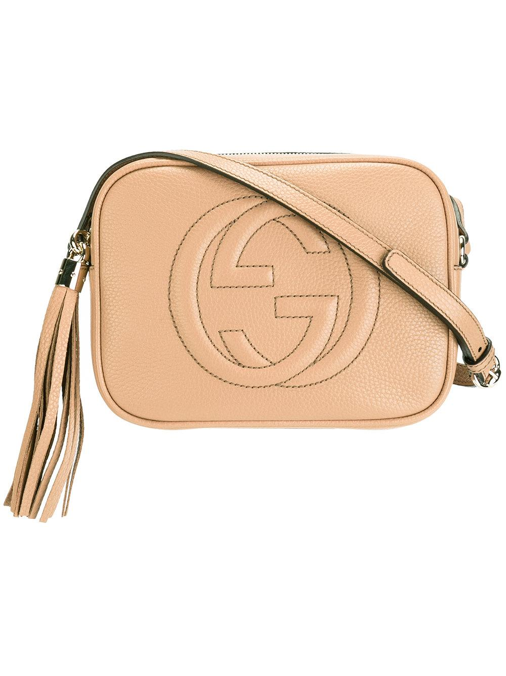 26b896e91a6 Gucci - Soho Leather Disco Bag - Women - Leather - One Size in ...