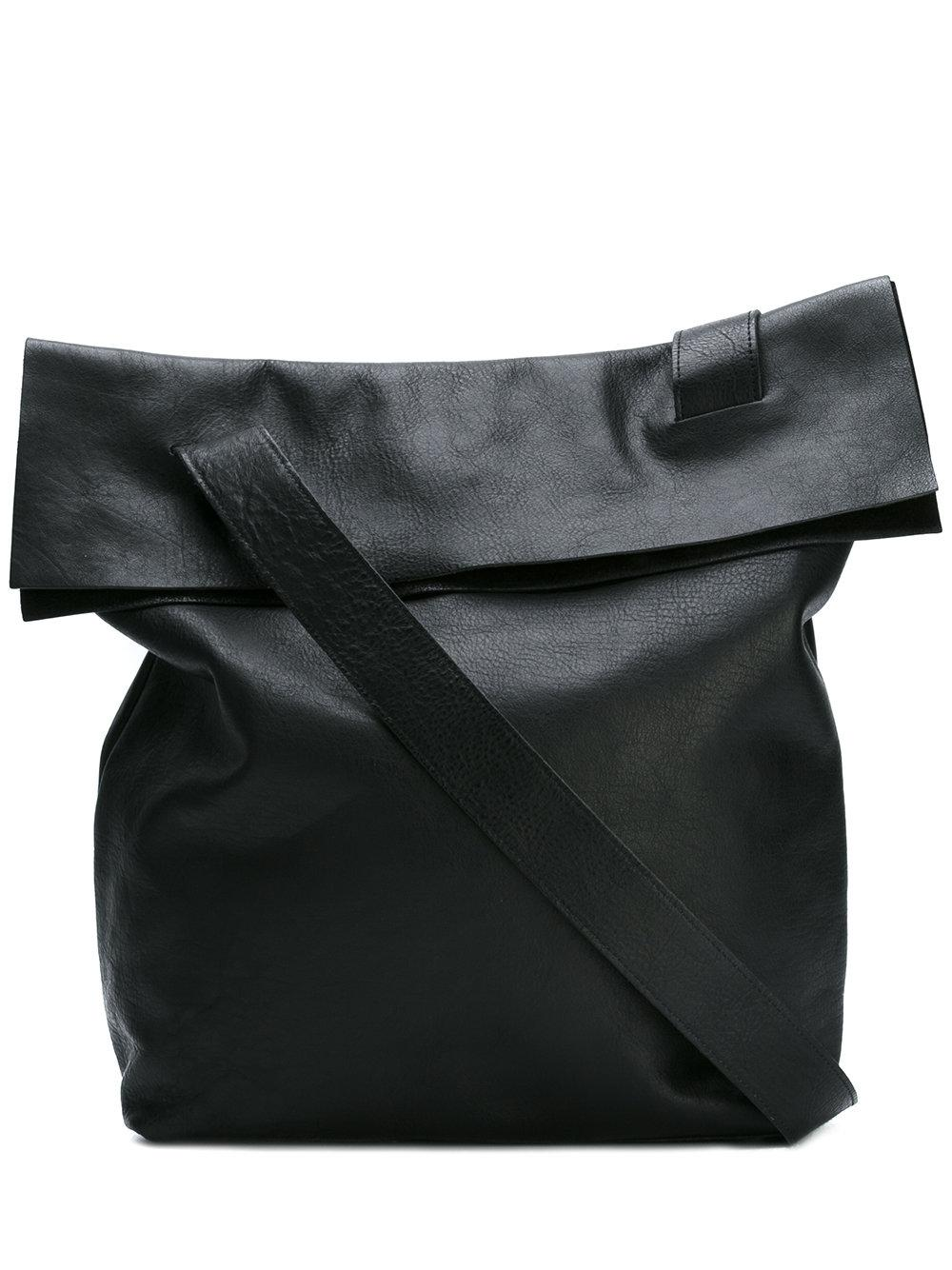 3a4a0cc9d4 Lyst - Yohji Yamamoto 2 Way Shoulder Bag in Black for Men