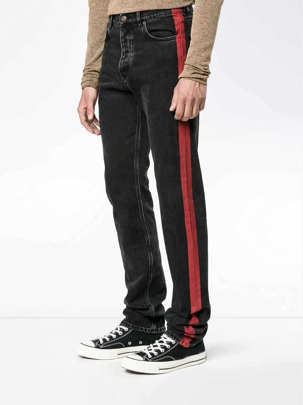 Slim Fit Bootcut Jeans Men