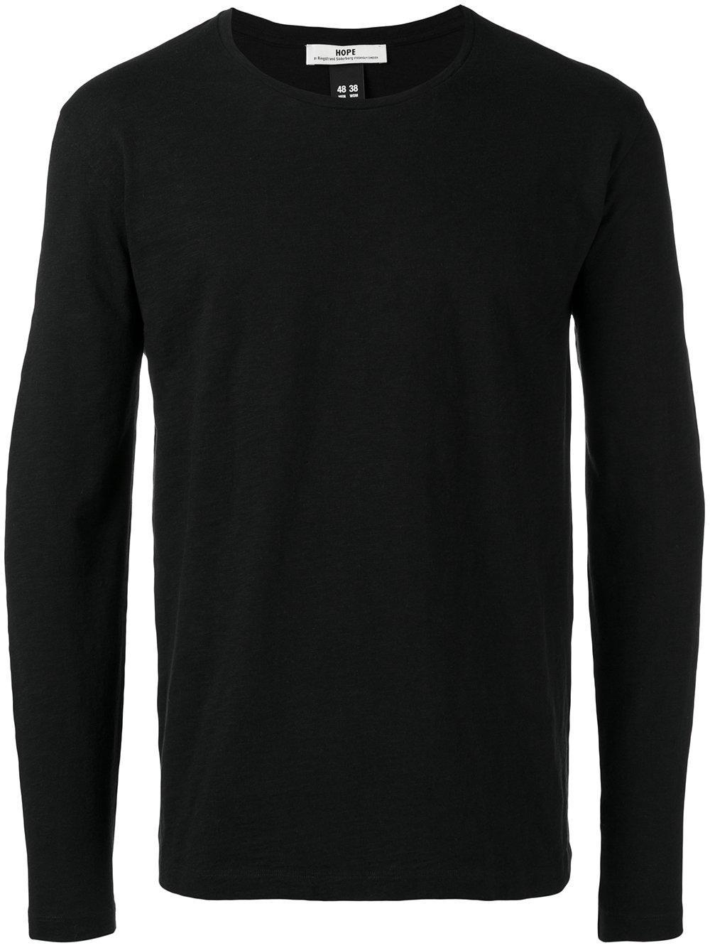 Lyst Hope Sander Sweatshirt In Black For Men