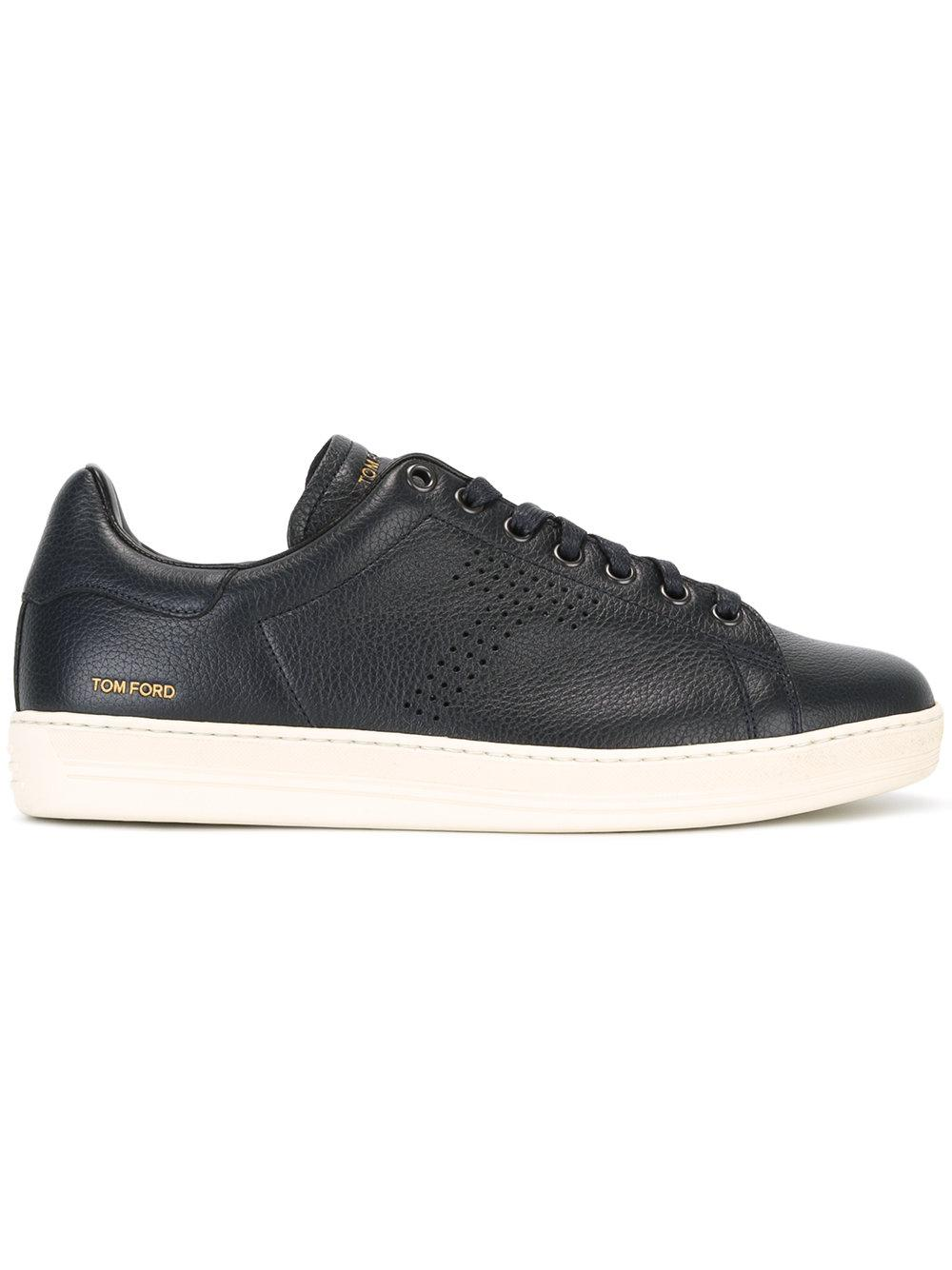 Tom ford Warwick Sneakers in Blue for Men