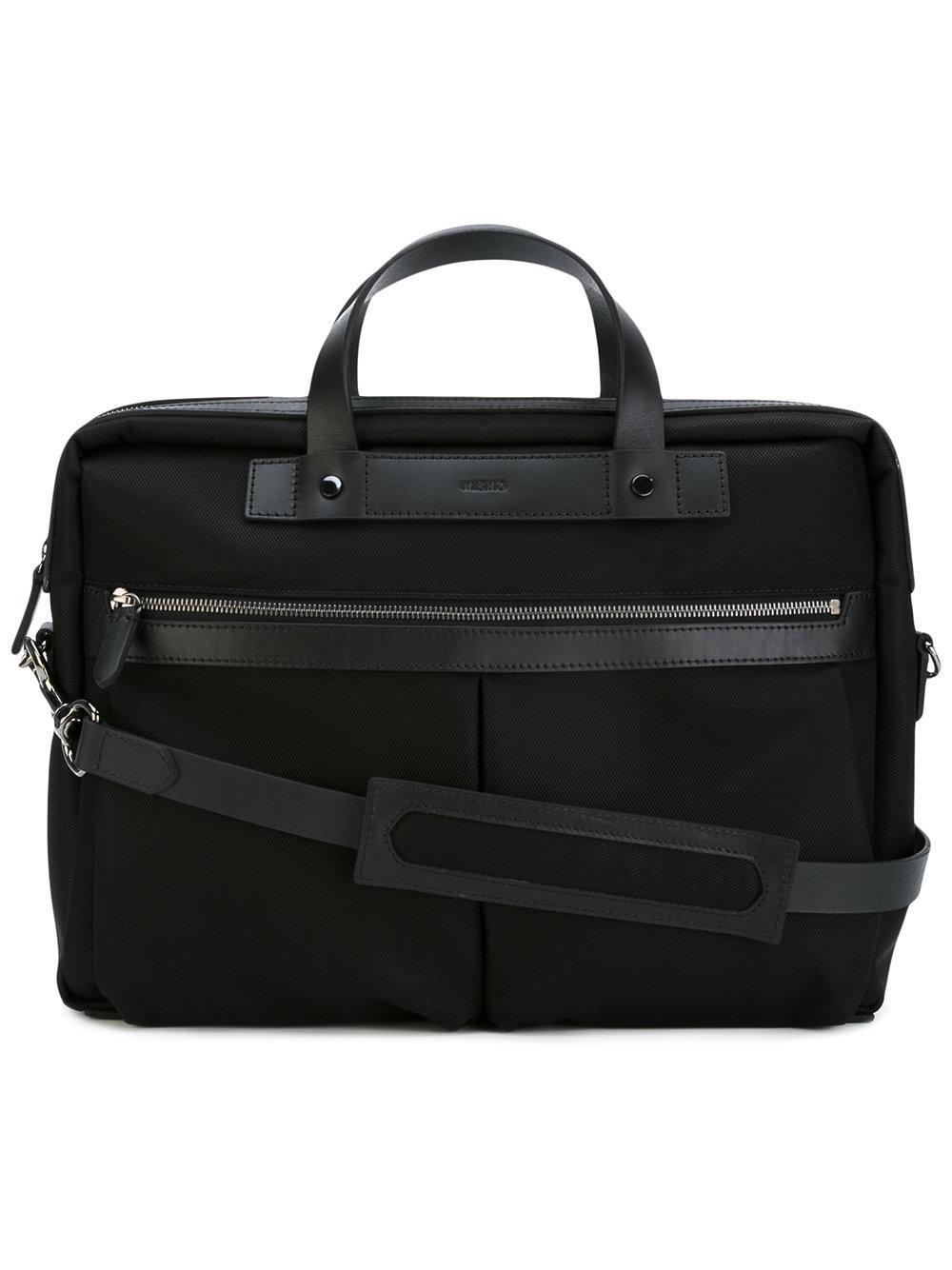 Mismo Office Briefcase in Black for Men | Lyst