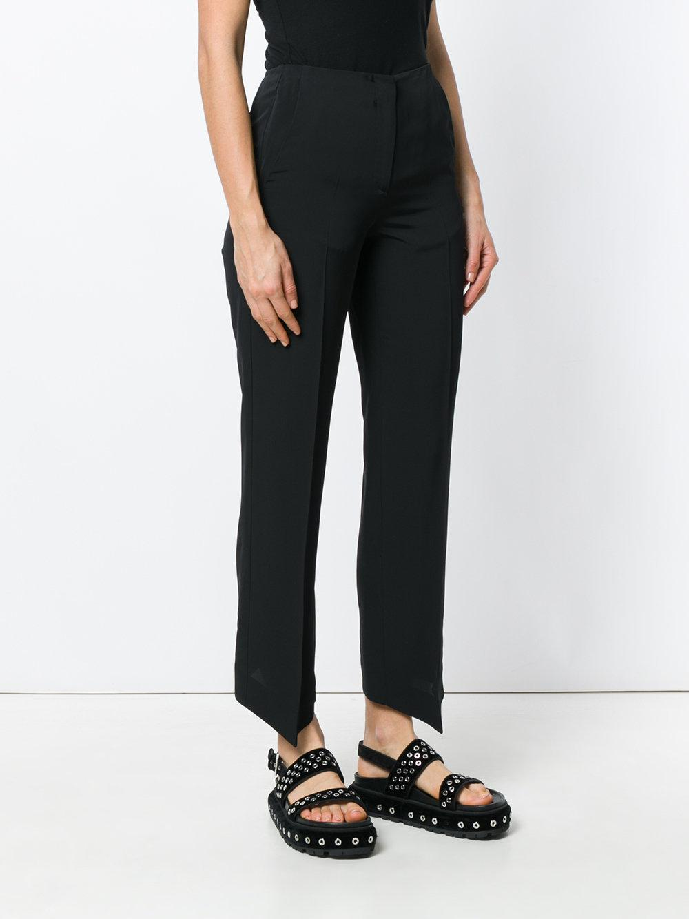 Supply high-waisted trousers - Black Maison Martin Margiela Buy Cheap Popular Discount Extremely 6hJZCjq