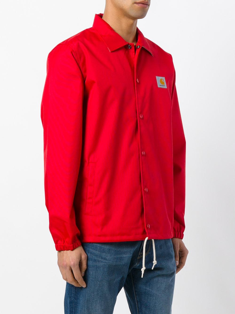 Lyst Carhartt Watch Jacket Men Cotton Nylon