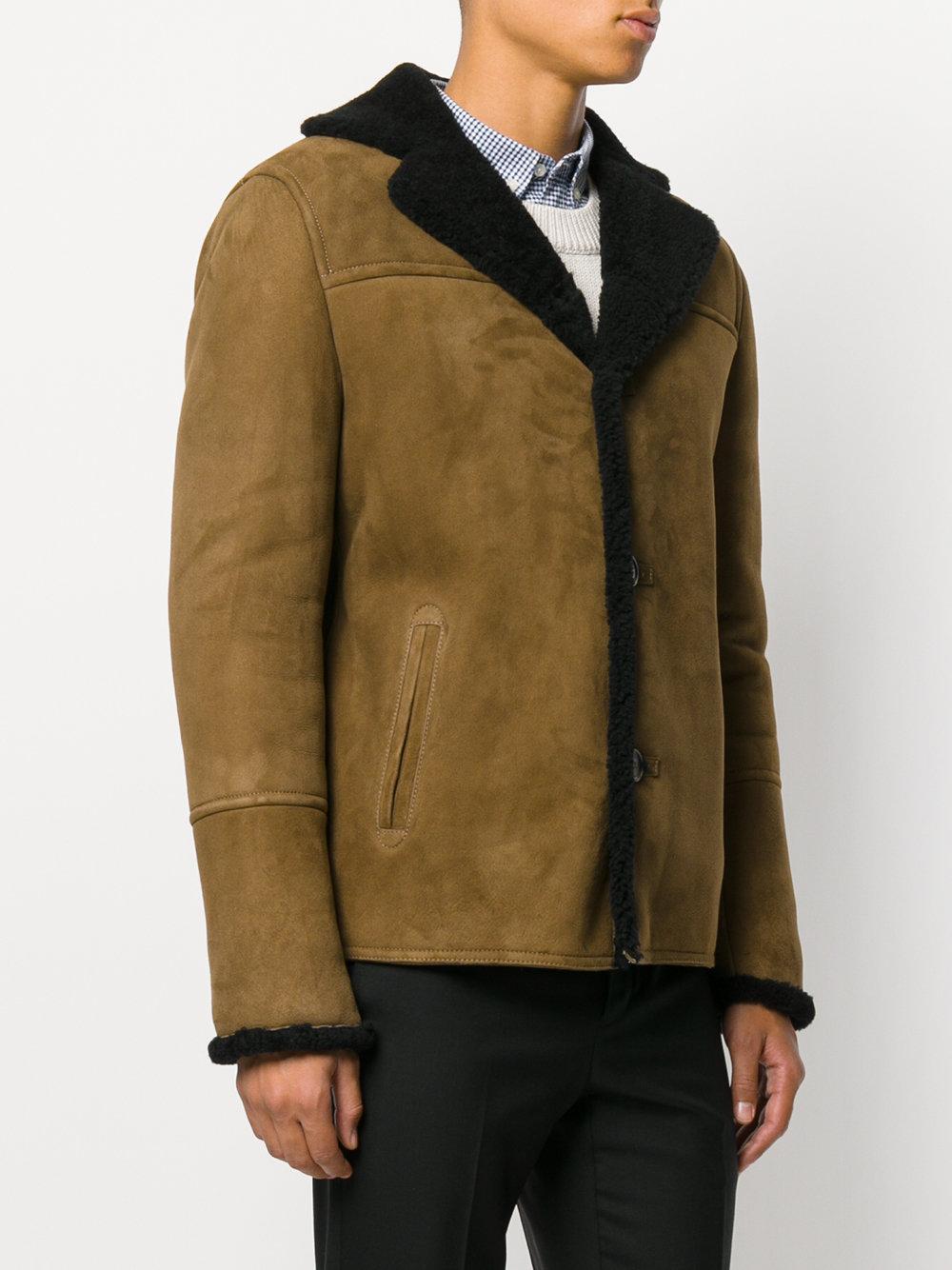 DESA NINETEENSEVENTYTWO Buttoned Jacket for Men