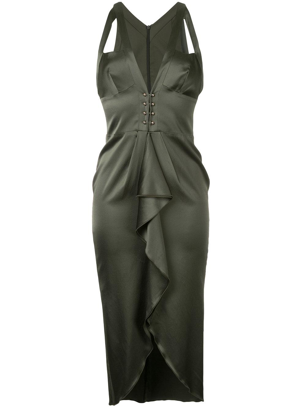 Manning Cartell Double Reading Dress In Green Lyst