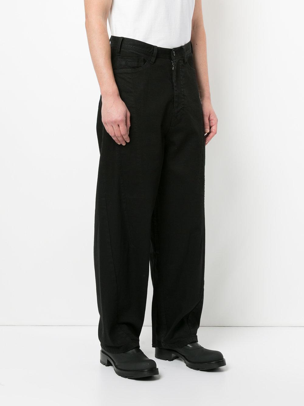 loose fit jeans - Black Julius 6QQEXm29Ax