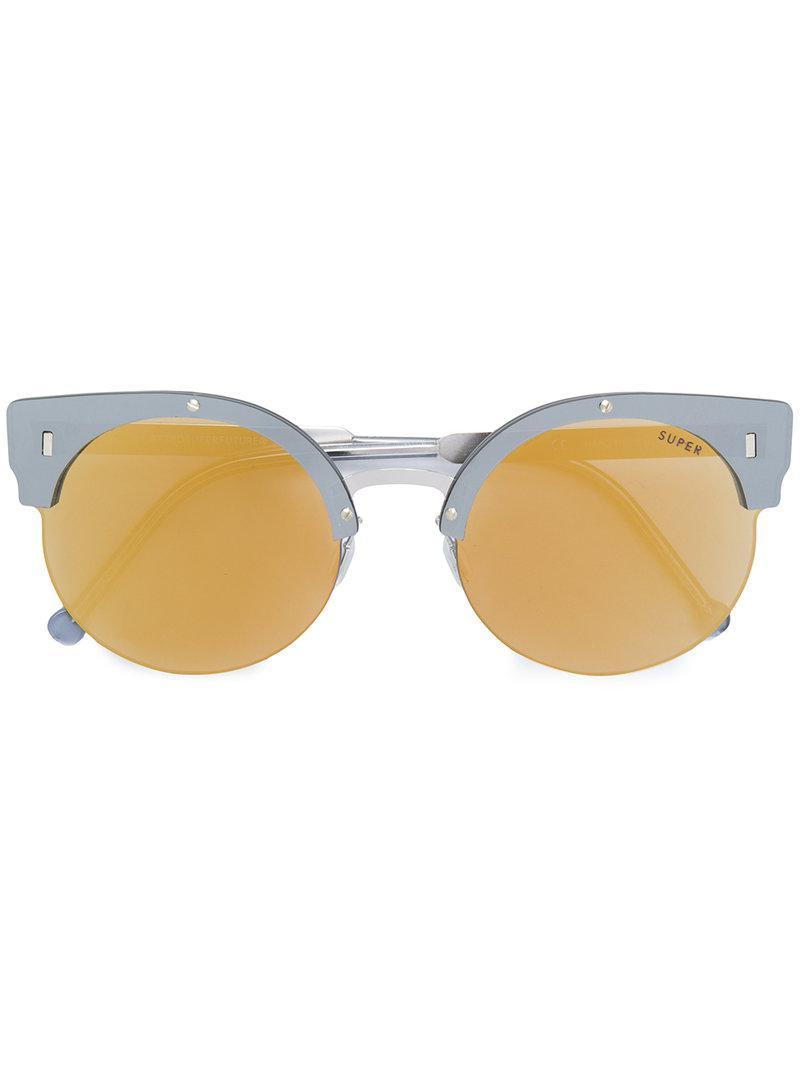 Retrosuperfuture Era round sunglasses 8Z4ih