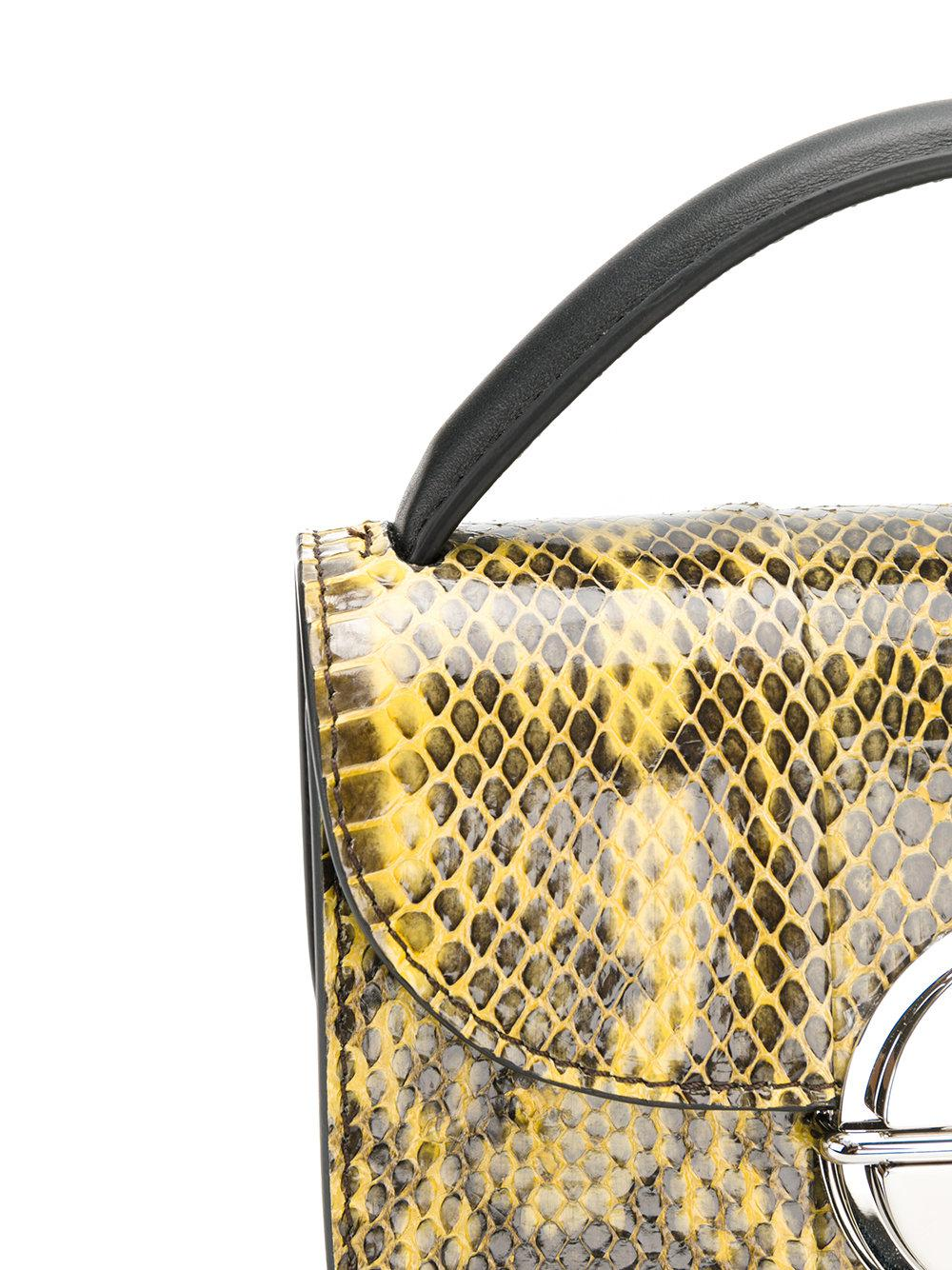 Marni Leather Tuk Cross-body Bag