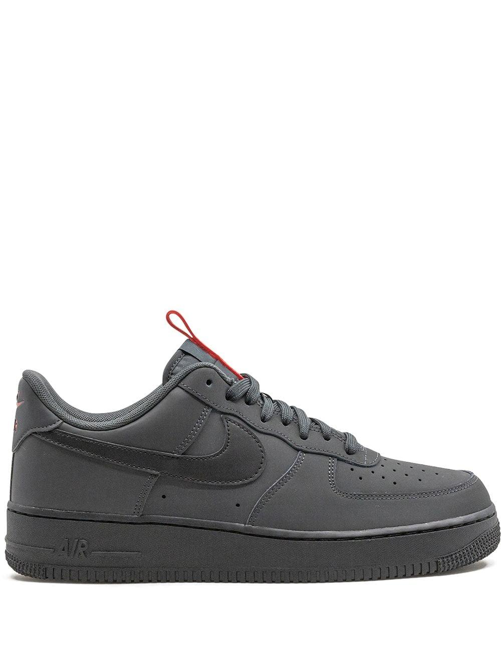 Nike Air Force 1 '07 Sneakers in Anthracite/Black (Black) for Men ...