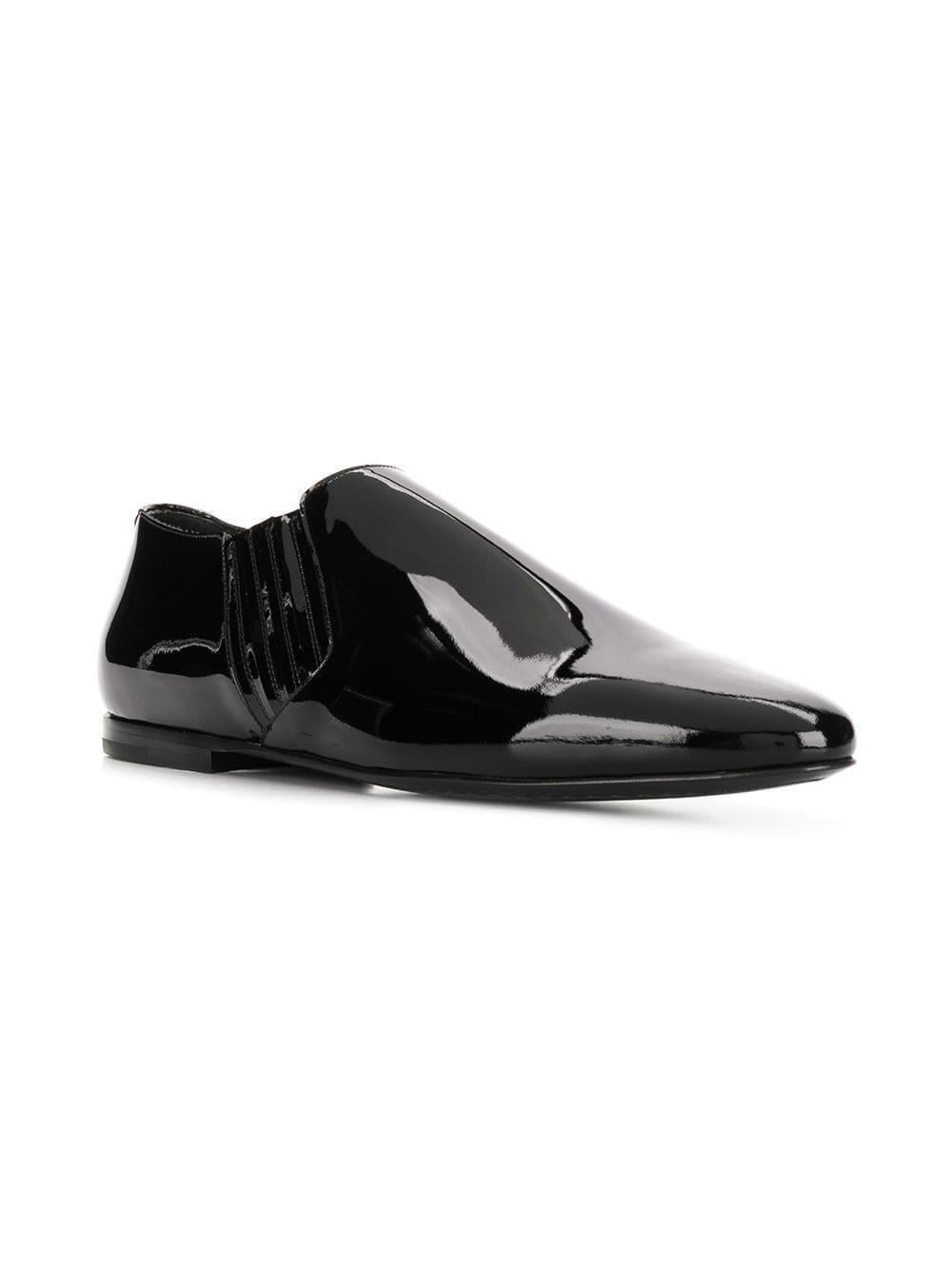 db301b54c62 Lyst - Saint Laurent Connor Cropped Chelsea Boots in Black for Men