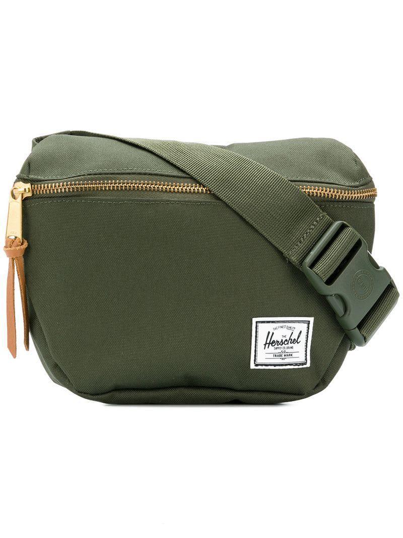 3a15034fea Herschel Supply Co Belt Bag In Green For Men Lyst