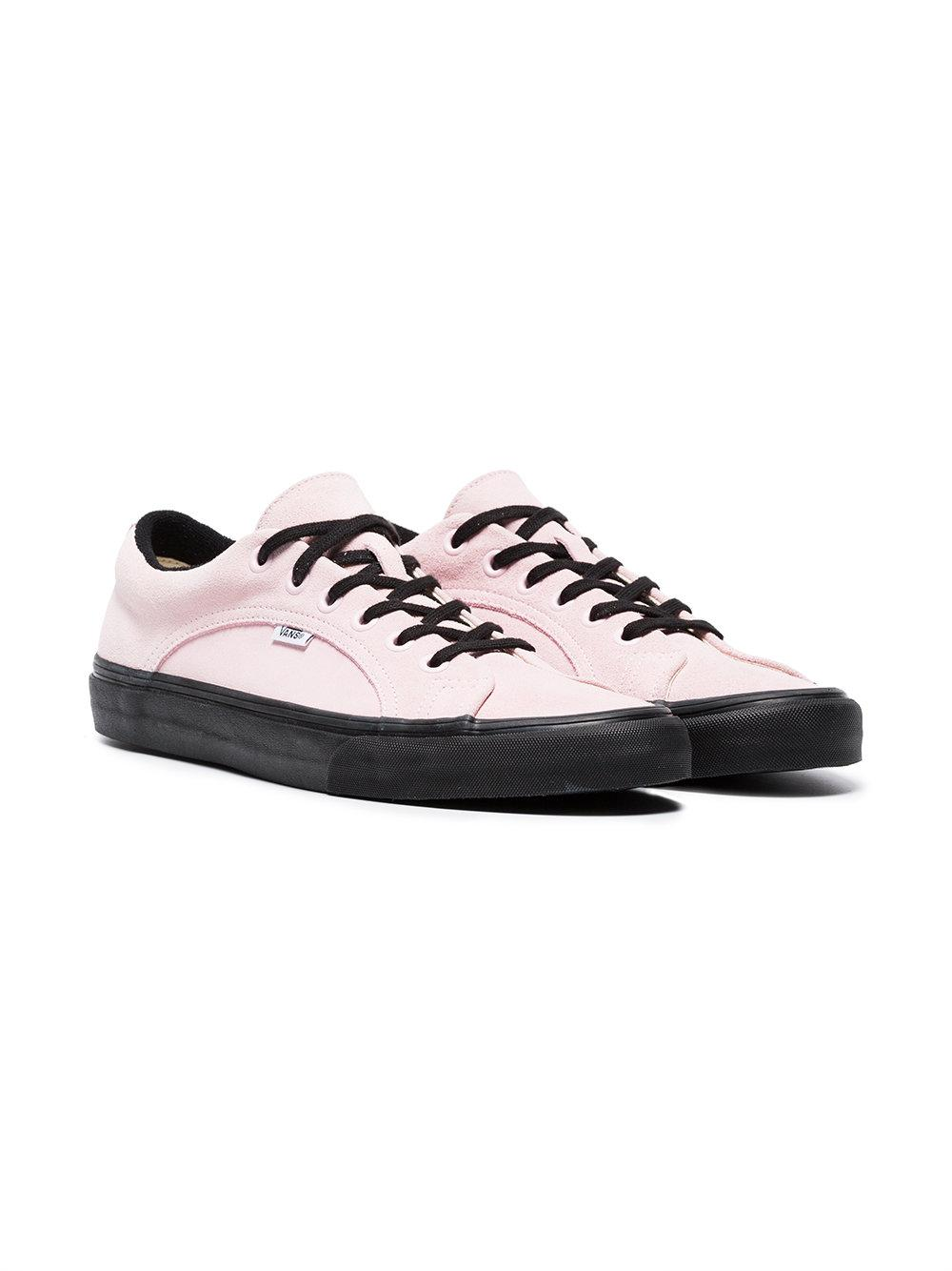 Vans Lampin Marshmallow Trainers in