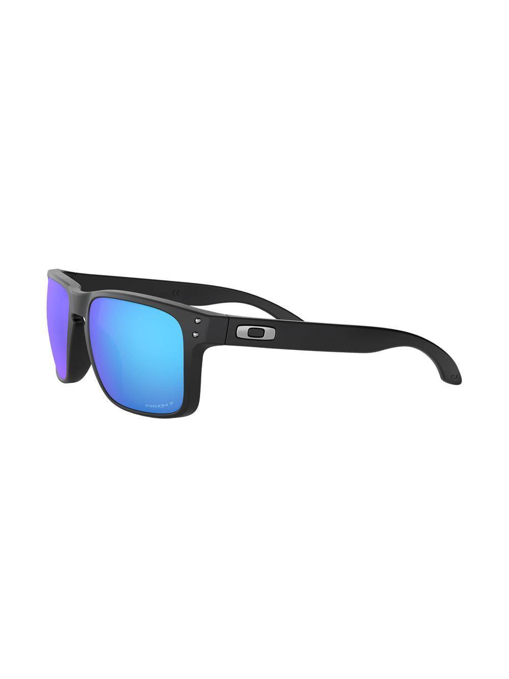 75077ff0fd Oakley Holbrook Sunglasses in Black for Men - Save 25.3393665158371 ...