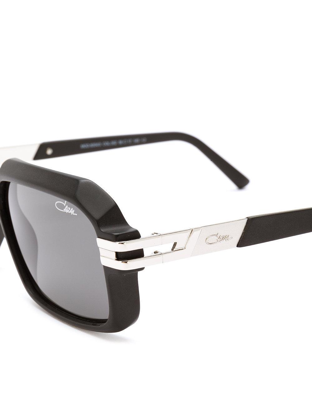 e535b22dd9b Cazal Oversized Sunglasses in Black - Lyst