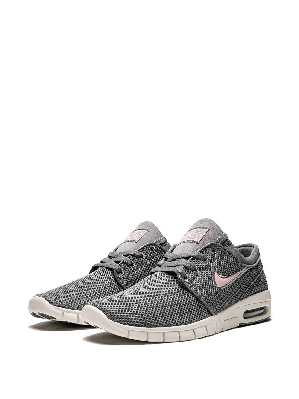 Nike Rubber Stefan Janoski Max Sneakers in het Grijs voor heren