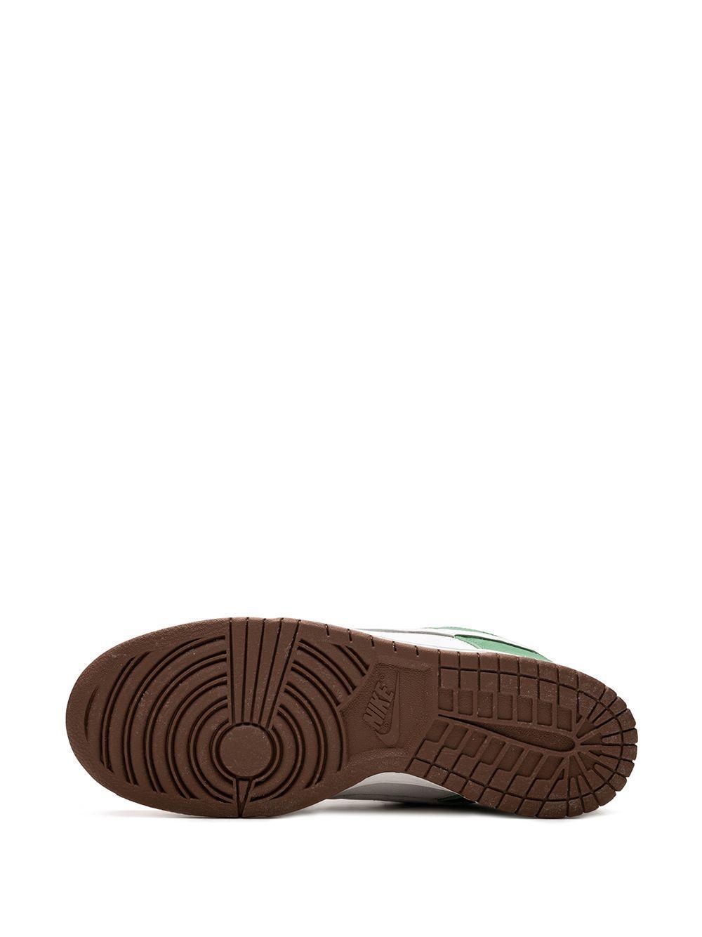 Nike Rubber Dunk Pro Sb Low-top Sneakers in het Wit voor heren