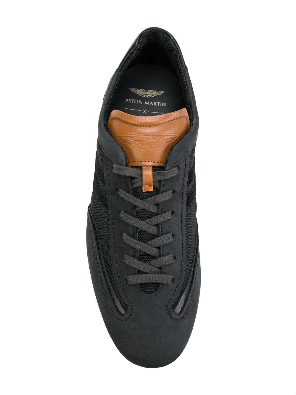 Hogan Sneakers Aston Martin X In Black For Men Lyst