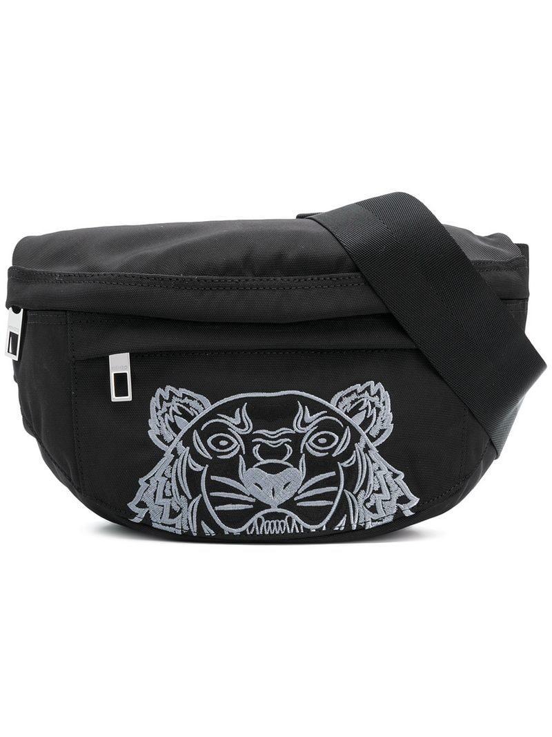 7a420c765dc Lyst kenzo tiger embroidered belt bag in black for men jpg 800x1067 Kenzo  for men belts